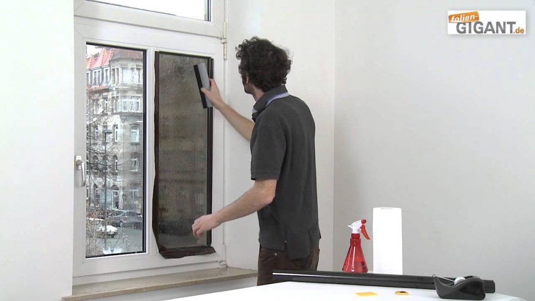 Large Size of Sonnenschutzfolie Fenster Montage Einer Folien Gigantde Youtube Sonnenschutz Außen Kbe Sichtschutzfolie Einseitig Durchsichtig Weru Preise Mit Lüftung Fenster Sonnenschutzfolie Fenster