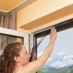 Fliegennetz Fenster Rollo Tesa Fliegengitter Befestigen Kaufen Bauhaus Magnet Proheim Aktion 130 150 Cm Mit Klettband Insektenschutz Ohne Bohren Fenster Fliegennetz Fenster