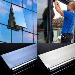 2 M Spiegelfolie Fensterfolie Spiegel Folie Fenster Glas Felux Rollo Abus Velux Einbauen Polnische Schüco Preise Sonnenschutz Innen Standardmaße Bodentiefe Fenster Sonnenschutzfolie Fenster