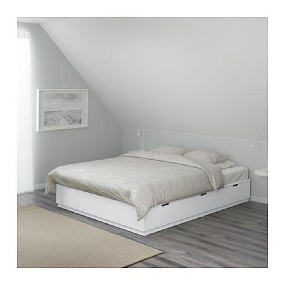 Full Size of Nordli Bettrahmen Mit 160x200 Cm 00349849 Bett 180x200 Günstig Betten Ikea Regal Französische Günstige 140x200 Aufbewahrung 90x200 Kleines 140 X 200 Bett Bett Mit Schubladen 160x200