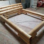 Bambus Bett Bambusbett 160x200cm Gewerbeflohmarkt Pregarten Eiche Massiv 180x200 Amazon Betten Ruf Minimalistisch überlänge 200x220 Platzsparend Schöne Bett Bambus Bett