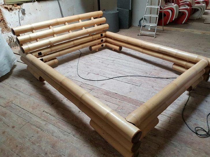 Medium Size of Bambus Bett Bambusbett 160x200cm Gewerbeflohmarkt Pregarten Eiche Massiv 180x200 Amazon Betten Ruf Minimalistisch überlänge 200x220 Platzsparend Schöne Bett Bambus Bett