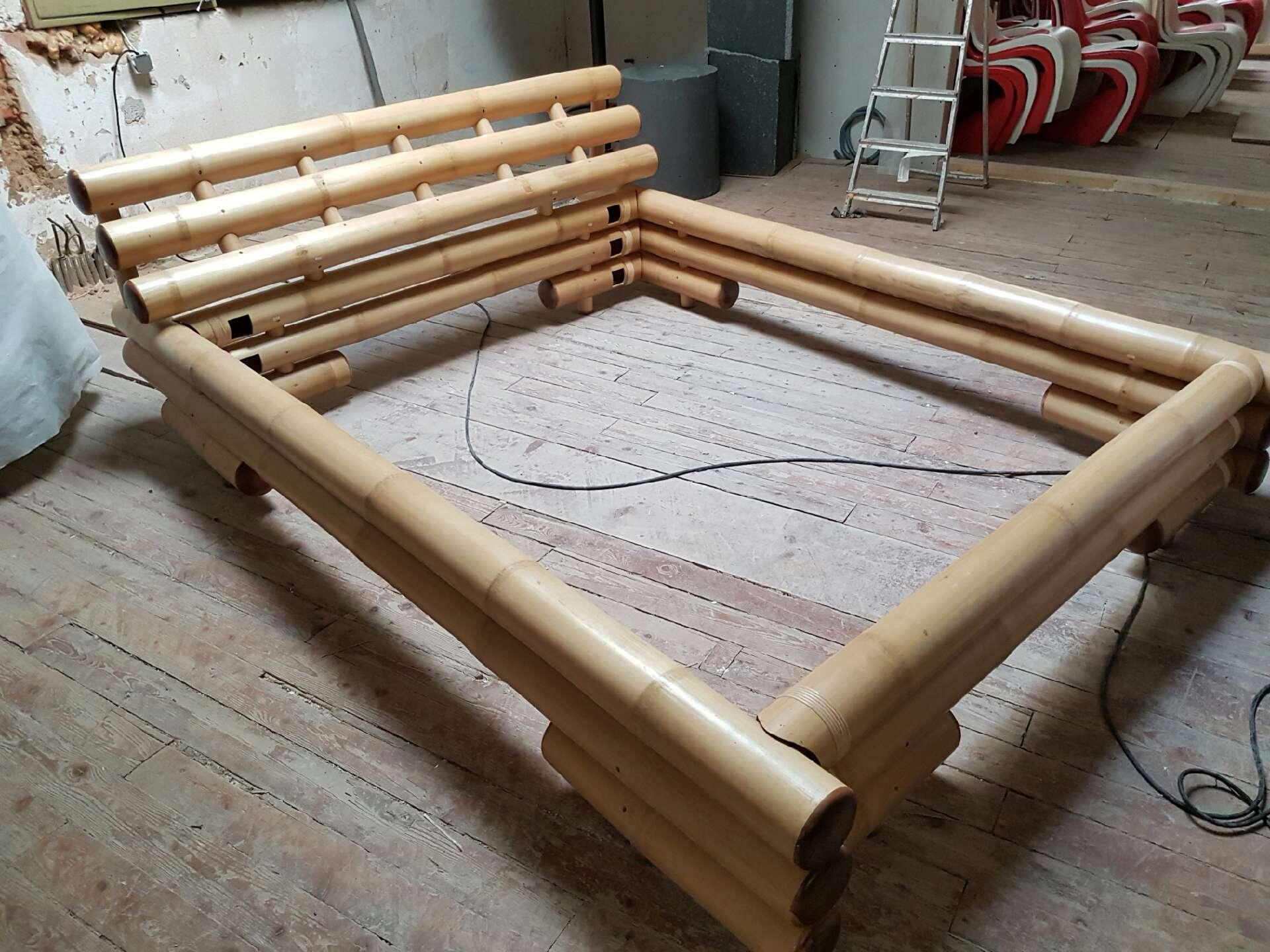 Full Size of Bambus Bett Bambusbett 160x200cm Gewerbeflohmarkt Pregarten Eiche Massiv 180x200 Amazon Betten Ruf Minimalistisch überlänge 200x220 Platzsparend Schöne Bett Bambus Bett