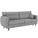 Sofa 3 Sitzer Grau Sofa Sofa Louisiana (3 Sitzer Mit Polster Grau) Ikea 3 Sitzer Grau Schlaffunktion Leder Couch Samt 3 Sitzer Nino Schwarz/grau Rattan 2 Und Retro Kingsley Anabel