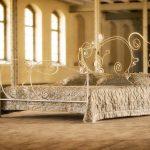 Romantisches Bett Bett Metallbett Alessia Romantisches Betten Ohne Kopfteil Außergewöhnliche Bett Weiß 180x200 Altes Hunde Bettkasten Mit Matratze 160x200 Ausklappbar 90x200