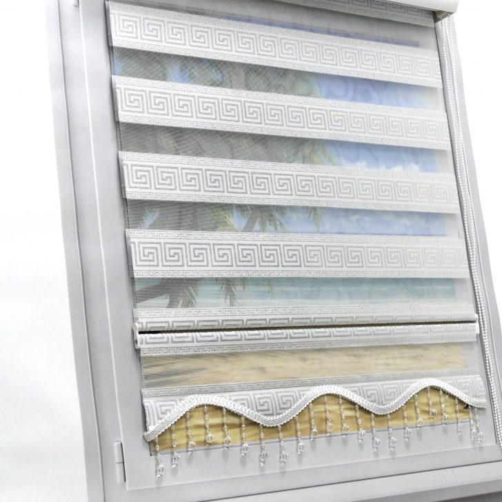 Medium Size of Fenster Rollos Brillant Doppelrollo Versace Wei Silber Verdunkelungs Duorollo Einbruchsicher Einbauen Holz Alu Preise Rc3 Sonnenschutzfolie Aluminium Fenster Fenster Rollos