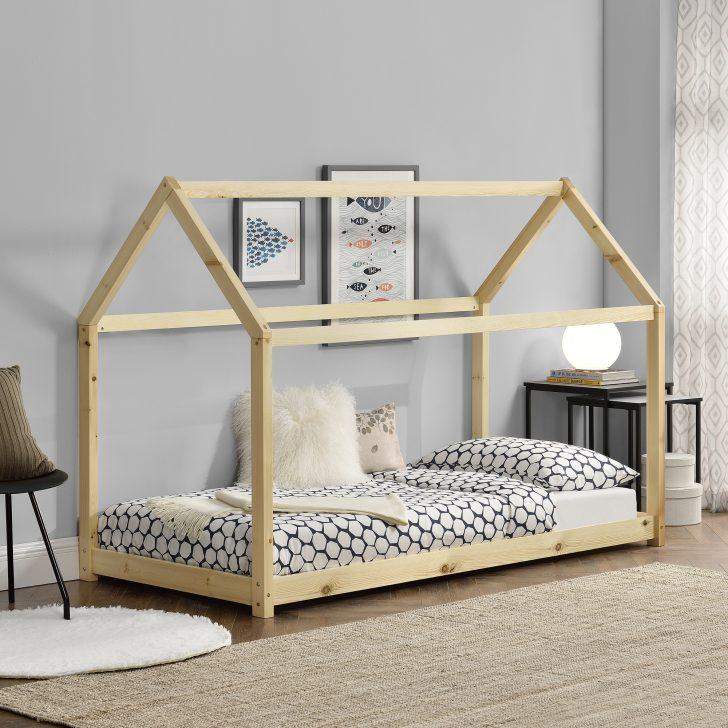 Medium Size of Kinderbett Matratze 90x200cm Haus Holz Wei Bettenhaus Hausbett Betten Bei Ikea Kopfteile Für Alu Fenster Innocent Ebay 180x200 Holzbrett Küche Breckle Bett Betten Holz