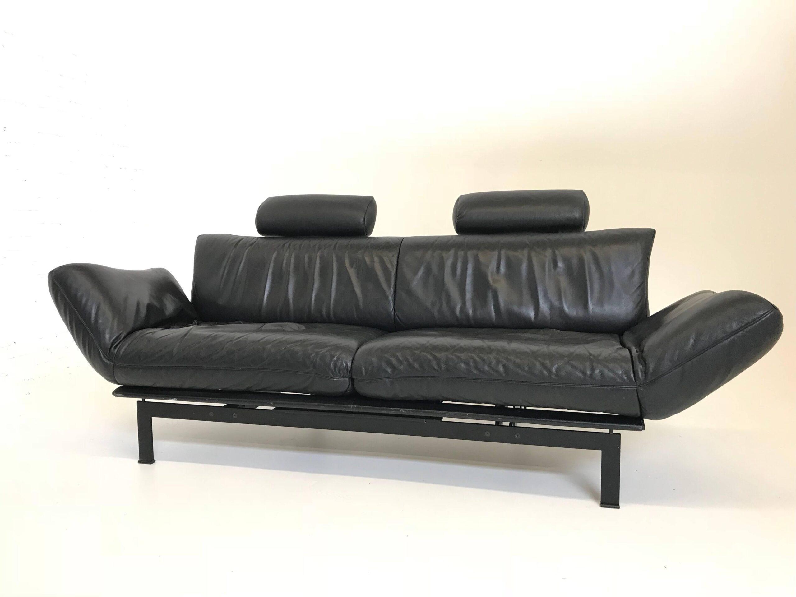 Full Size of De Sede Sofa Ds 140 Black Chaise Lounge At 1stdibs Badezimmer Armaturen Kreidetafel Küche Led Deckenleuchte Wohnzimmer Neu Gestalten Microfaser Deckenlampe Sofa De Sede Sofa