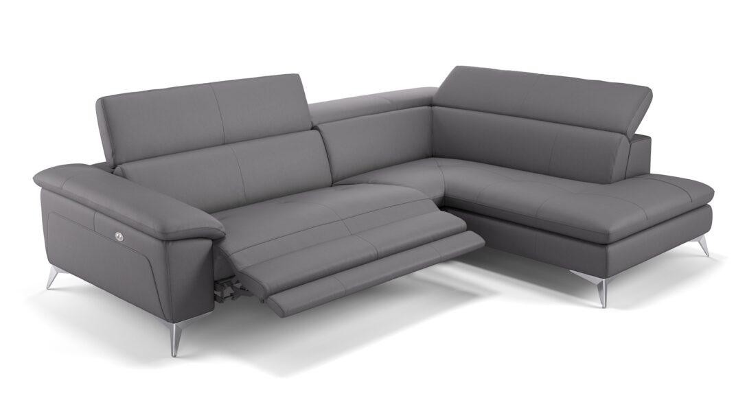 Large Size of Echtleder Sofa Stella Ecksofa Design Couch In Leder Sofanella Kissen Relaxfunktion Petrol Patchwork Ohne Lehne Ausziehbar Impressionen Terassen 3 Sitzer Grau Sofa Echtleder Sofa