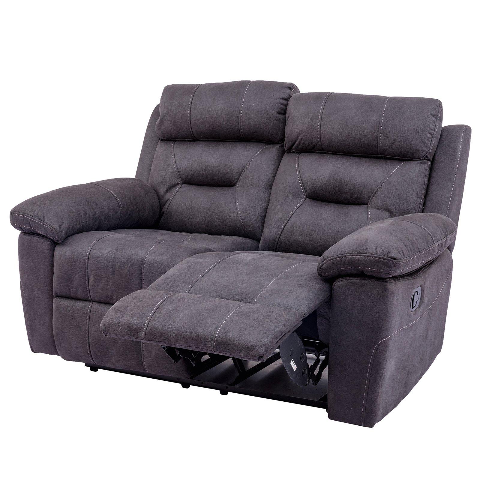 Full Size of Sofa 2 Sitzer Grau Mit Relaxfunktion 145 Cm Breit Online Big Led 3 Groß Sitzhöhe 55 Schilling Zweisitzer Bett Schubladen 180x200 Landhausstil Delife Indomo Sofa Sofa Mit Relaxfunktion 3 Sitzer