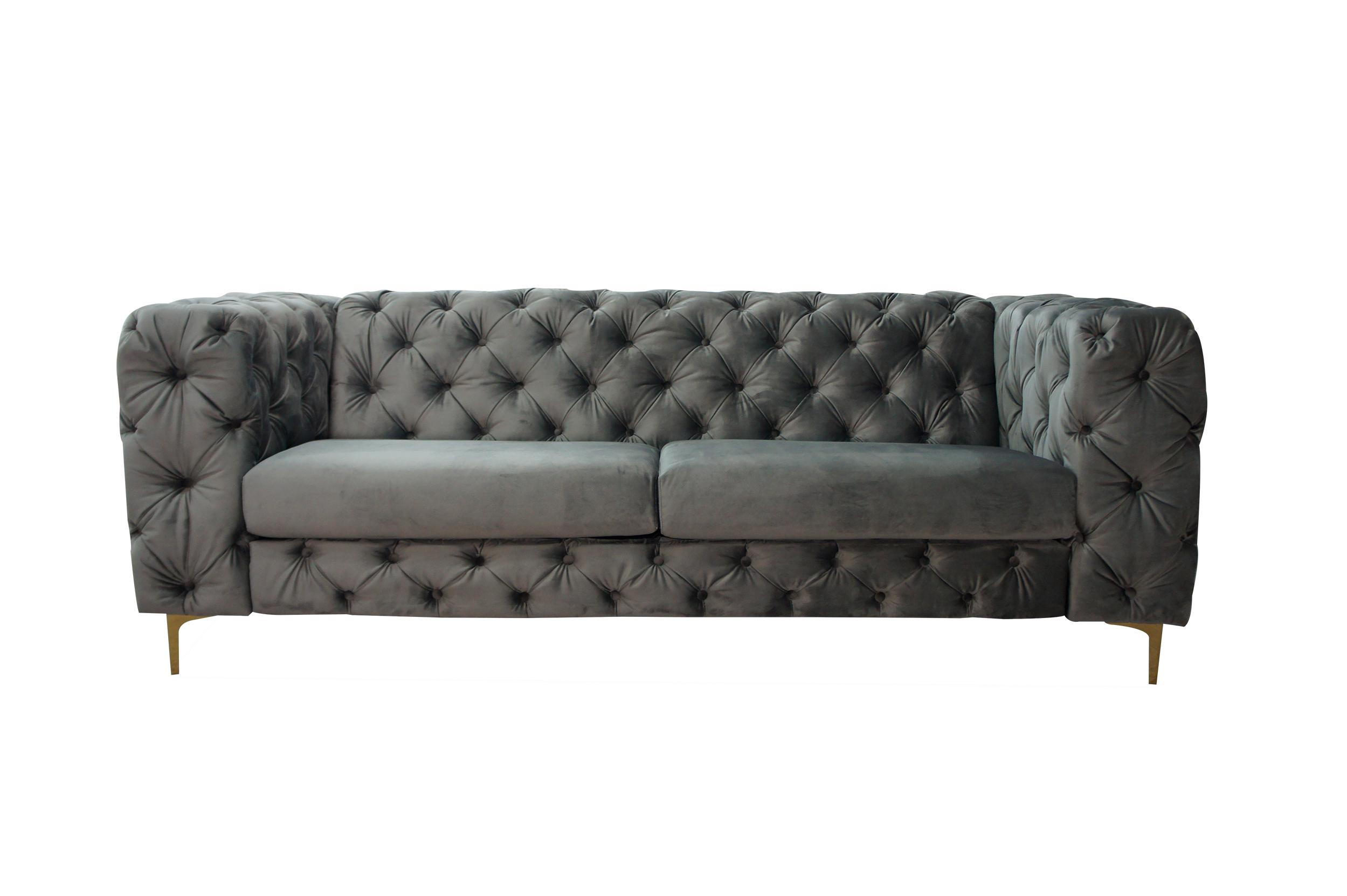 Full Size of Lc Home 3er Sofa Dreisitzer Couch Kingdom Chesterfield Samt Barock Karup überwurf Weiß Grau Relaxfunktion Big Mit Schlaffunktion Günstig Poco 3 Sitzer Bezug Sofa Chesterfield Sofa Grau
