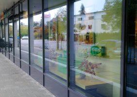 Einbruchschutzfolie Fenster
