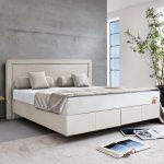 Tempur Boxspring Bett Frame Original Schwebeoptik White Jabo Betten Nolte Ebay Weiße 140x200 Holz Französische Außergewöhnliche Frankfurt Designer Luxus Bett Tempur Betten