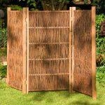 Garten Paravent Wetterfest Hornbach Bauhaus Holz Metall Selber Bauen Ikea Polyrattan Bambus Weide Kugelleuchten Skulpturen Sonnensegel Beistelltisch Garten Garten Paravent