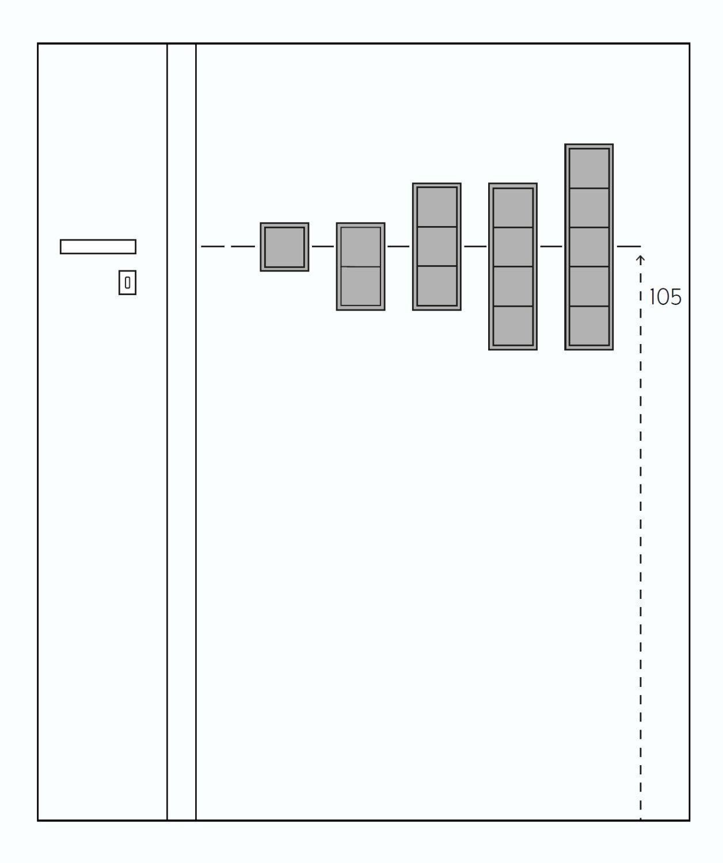 Full Size of Standardmaße Fenster Leitungsverlegung Und Installationszonen Elektro Leitungen Runde Sonnenschutzfolie Innen Erneuern Kosten Trocal Holz Alu Preise Pvc Weru Fenster Standardmaße Fenster
