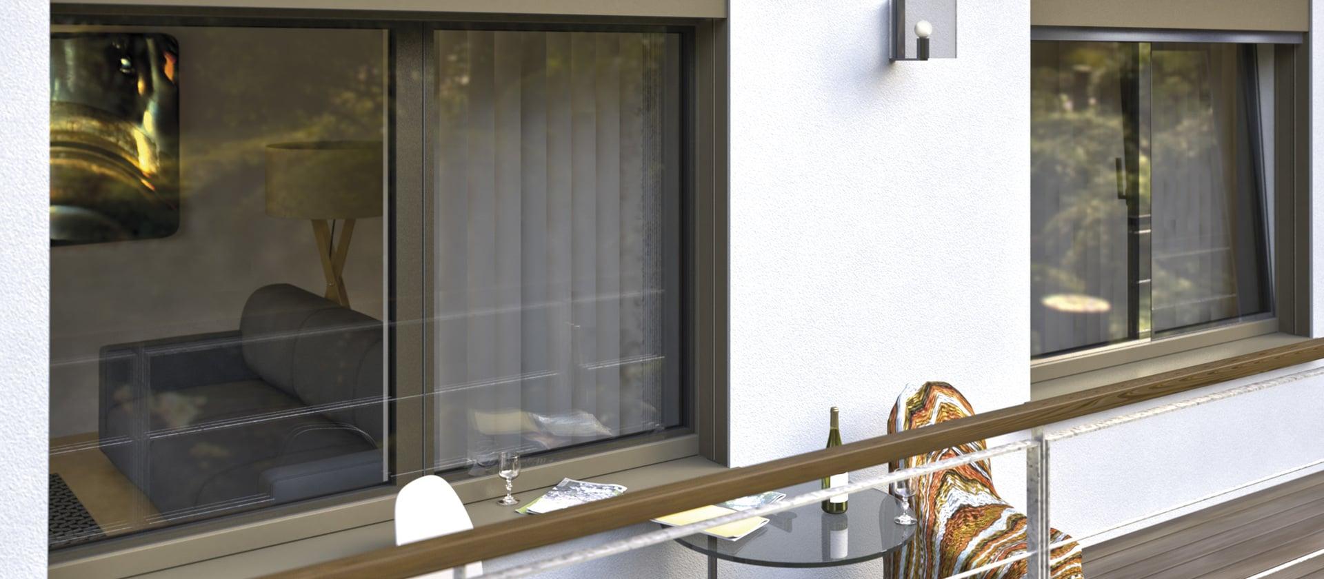 Full Size of Fenster Und Tren In Ganzglas Optik Finstral Ag Konfigurator Plissee Schüco Fototapete Nach Maß Weru Absturzsicherung Weihnachtsbeleuchtung Velux Rollo Fenster Rahmenlose Fenster