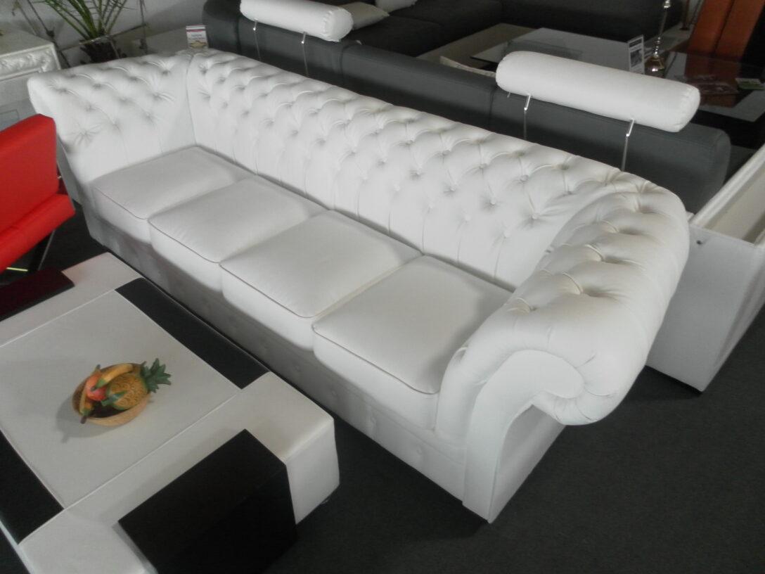 Large Size of Big Sofa Weiß 3 Sitzer Leder Couch Winchester 210 Cm Material Echtleder Textil Hay Mags Mit Hocker Bett 180x200 Grau Auf Raten 3er Stoff Dreisitzer Küche Sofa Big Sofa Weiß