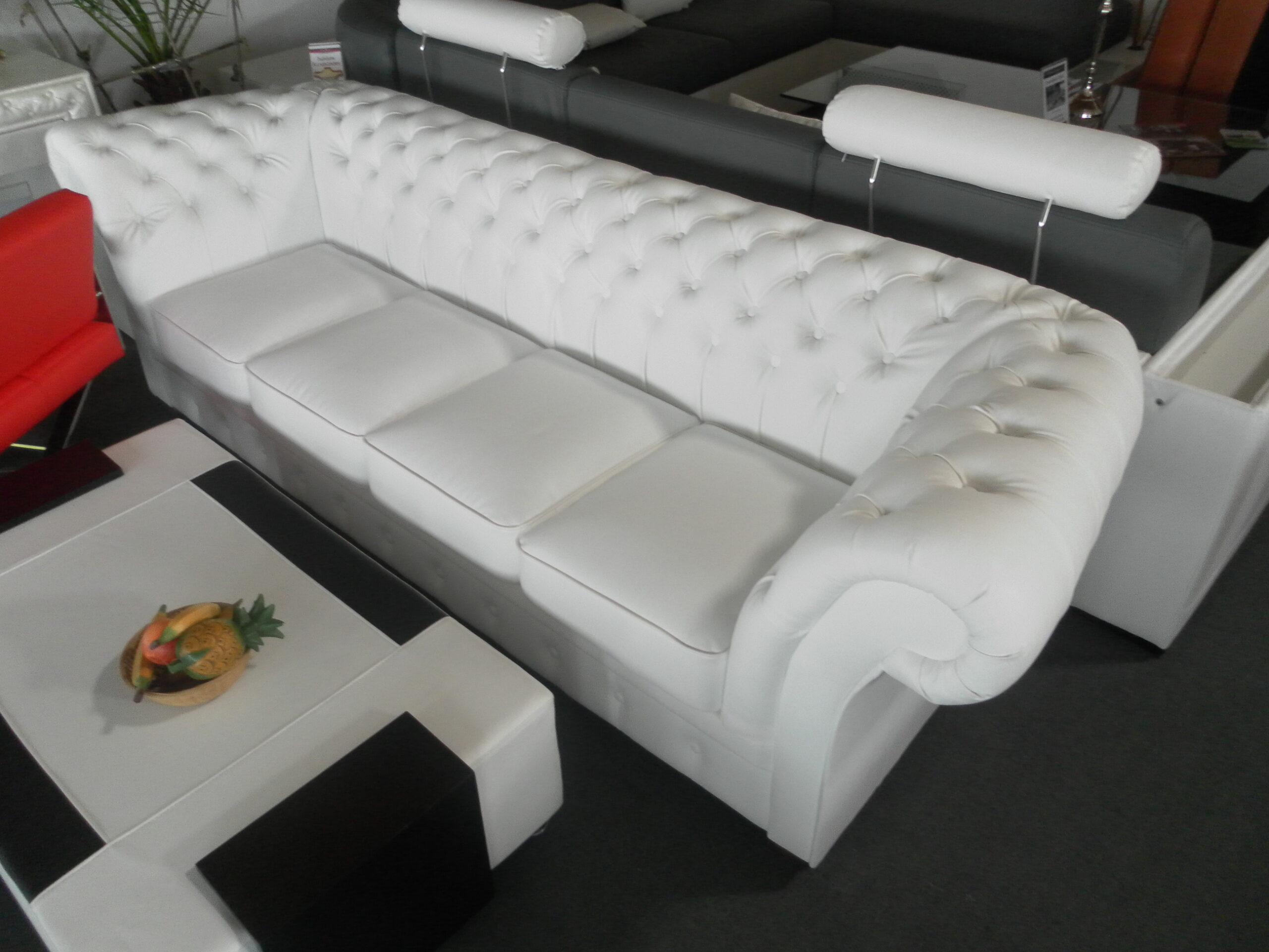 Full Size of Big Sofa Weiß 3 Sitzer Leder Couch Winchester 210 Cm Material Echtleder Textil Hay Mags Mit Hocker Bett 180x200 Grau Auf Raten 3er Stoff Dreisitzer Küche Sofa Big Sofa Weiß