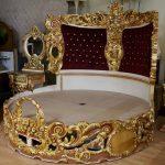 Bett Barock Bett Bett Barock Rokoko Doppelbett Rund Gold Mkbd2000 Antik Stil Betten Test Prinzessinen Mit Schubladen 90x200 Weiß Bettkasten Unterbett Stauraum 160x200 140 X