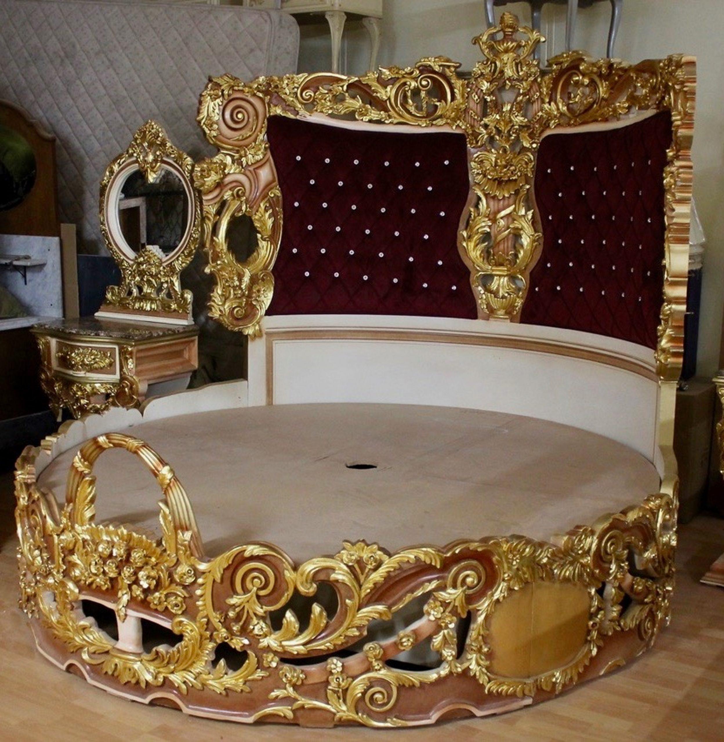 Full Size of Bett Barock Rokoko Doppelbett Rund Gold Mkbd2000 Antik Stil Betten Test Prinzessinen Mit Schubladen 90x200 Weiß Bettkasten Unterbett Stauraum 160x200 140 X Bett Bett Barock