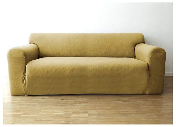 Medium Size of Sofa Spannbezug Amazonde Bellboni Couchhusse Mit Relaxfunktion Elektrisch Federkern Togo Große Kissen Sofort Lieferbar Kleines Wohnzimmer Englisches In L Form Sofa Sofa Spannbezug