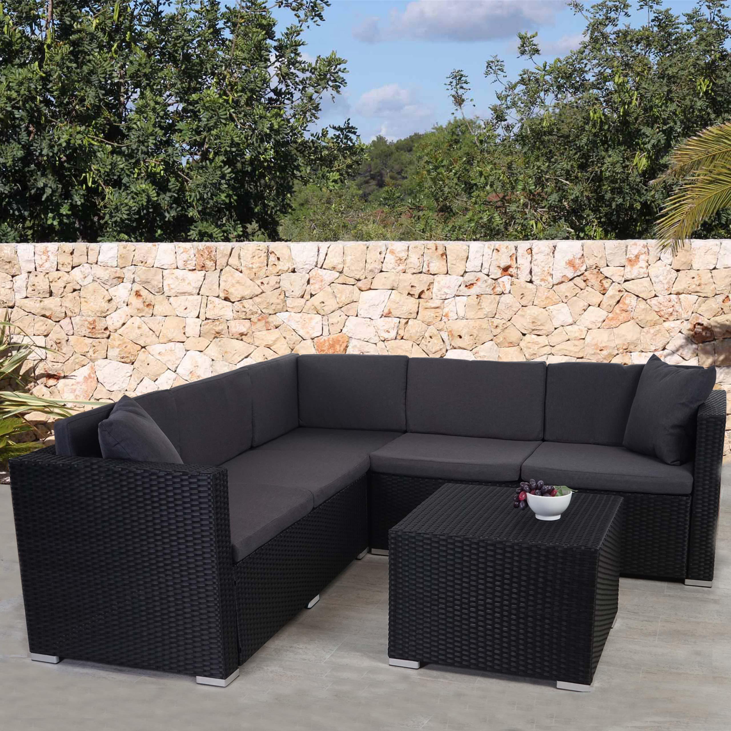 Full Size of Polyrattan Sofa 2 Sitzer Couch Grau Gartensofa Set Ausziehbar 2 Sitzer Balkon Outdoor Lounge Rattan Tchibo Garden L Mit Schlaffunktion Bora Chippendale Sofa Polyrattan Sofa