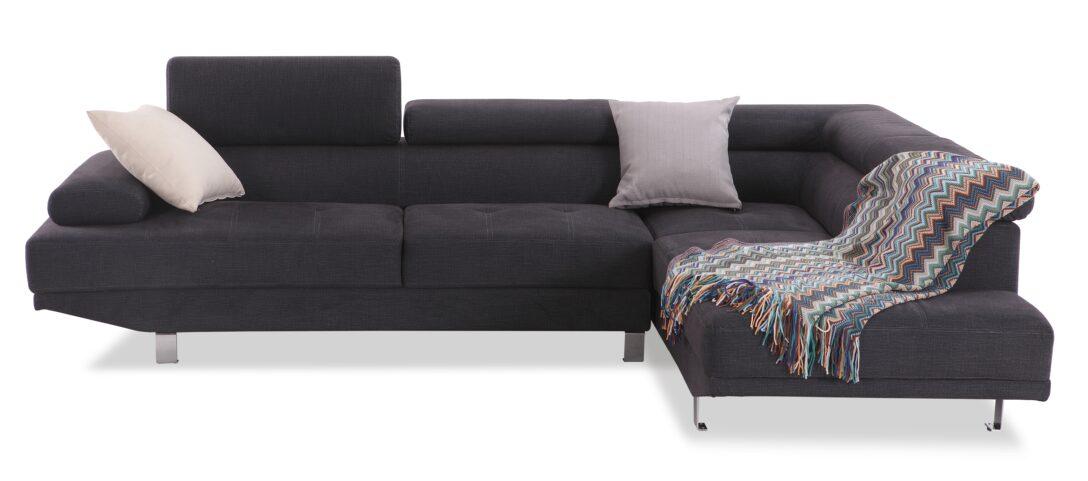 Large Size of Sofa Garnitur 2 Teilig Newtown 267x195 Cm Couch Ecksofa Polstergarnitur L Stressless Mit Led Bett 1 40x2 00 Barock Kolonialstil Schlaffunktion Federkern Sofa Sofa Garnitur 2 Teilig