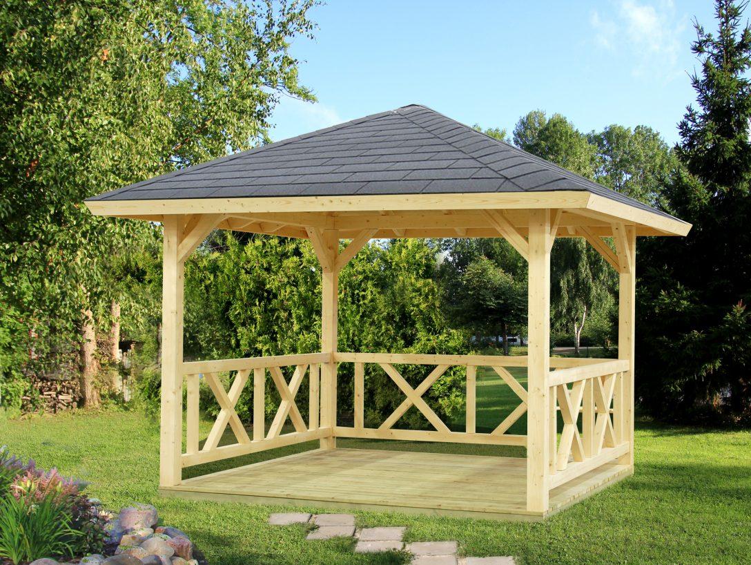 Large Size of Gartenpavillon Betty 2 120x120 Mm Ca 300x300 Cm Holzwurm Sonnensegel Garten Sonnenschutz überdachung Eckbank Schwimmingpool Für Den Sauna Rattanmöbel Garten Garten Pavillon