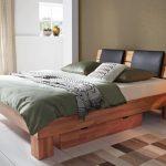 Massiv Betten Massivholzbett Bett Von Hasena Buche Serie Wood Line überlänge Außergewöhnliche 140x200 Weiß Hülsta München Kopfteile Für Esstisch Bett Massiv Betten