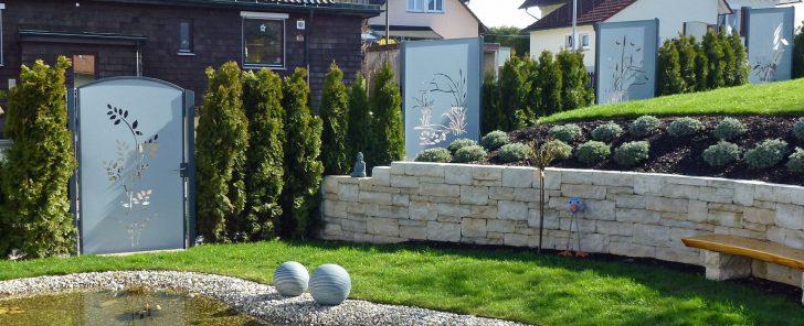 Medium Size of Trennwand Garten Sichtschutz Metall Holz Obi Selber Bauen Glas Rost Hornbach Schweiz Kaufen Wpc Anthrazit Ikea Bauhaus Stein Kunststoff Aus Ganz Individuell Garten Trennwand Garten
