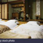 Japanische Betten Drei Futons Bereit Fr Nacht In Einem Traditionellen Japanisches Bett Somnus 140x200 Weiß Mit Stauraum Amazon 180x200 Poco Für Teenager Bett Japanische Betten