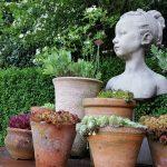 Garten Skulpturen Gartenskulpturen Kaufen Modern Steinguss Stein Aus Rostigem Eisen Skulptur Metall Gartendeko Moderne Schweiz Romantische Bei Vollwaren Online Garten Garten Skulpturen