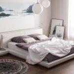 Japanisches Designer Holz Bett Japan Style Japanischer Stil Paradies Betten Massivholzküche Weiß 140x200 Prinzessinen Flexa Modernes Barock Massivholz Bett Massiv Bett 180x200