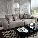 Big Sofa Xxl Couch Marbeya Hellgrau 285x115 Inklusive Hocker Barock Tom Tailor 3 Sitzer Grau Günstige Hussen Esstisch Sitzsack Leder Innovation Berlin Sofa Big Sofa Xxl