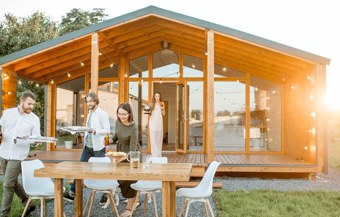 Large Size of Garten Holzhaus Loungemöbel Beistelltisch Lounge Möbel Stapelstuhl Kandelaber Trennwände Trennwand Kräutergarten Küche Ausziehtisch Liegestuhl Feuerstelle Garten Garten Holzhaus