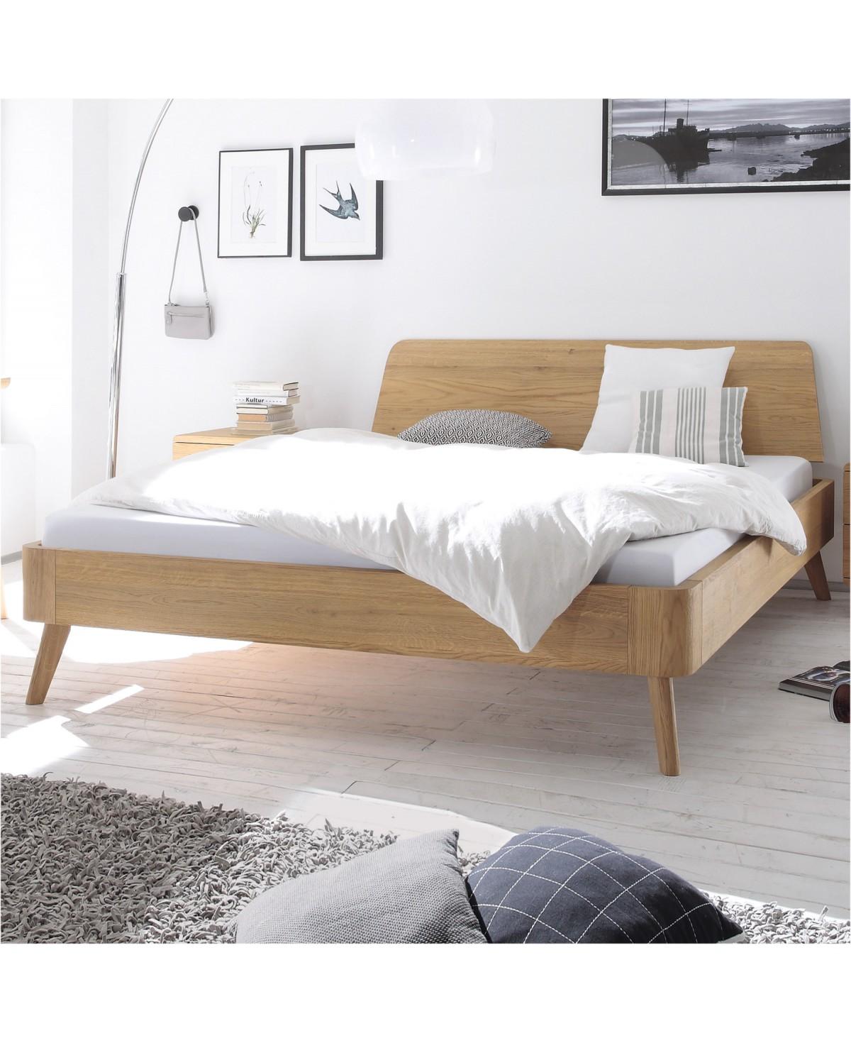 Full Size of Modernes Bett 180x200 Hasena Oak Bianco Eiche Masito 25 Kopfteil Edda Amerikanische Betten Bettkasten Stauraum 200x200 Ausklappbares Paidi Rückwand Massiv Bett Modernes Bett 180x200
