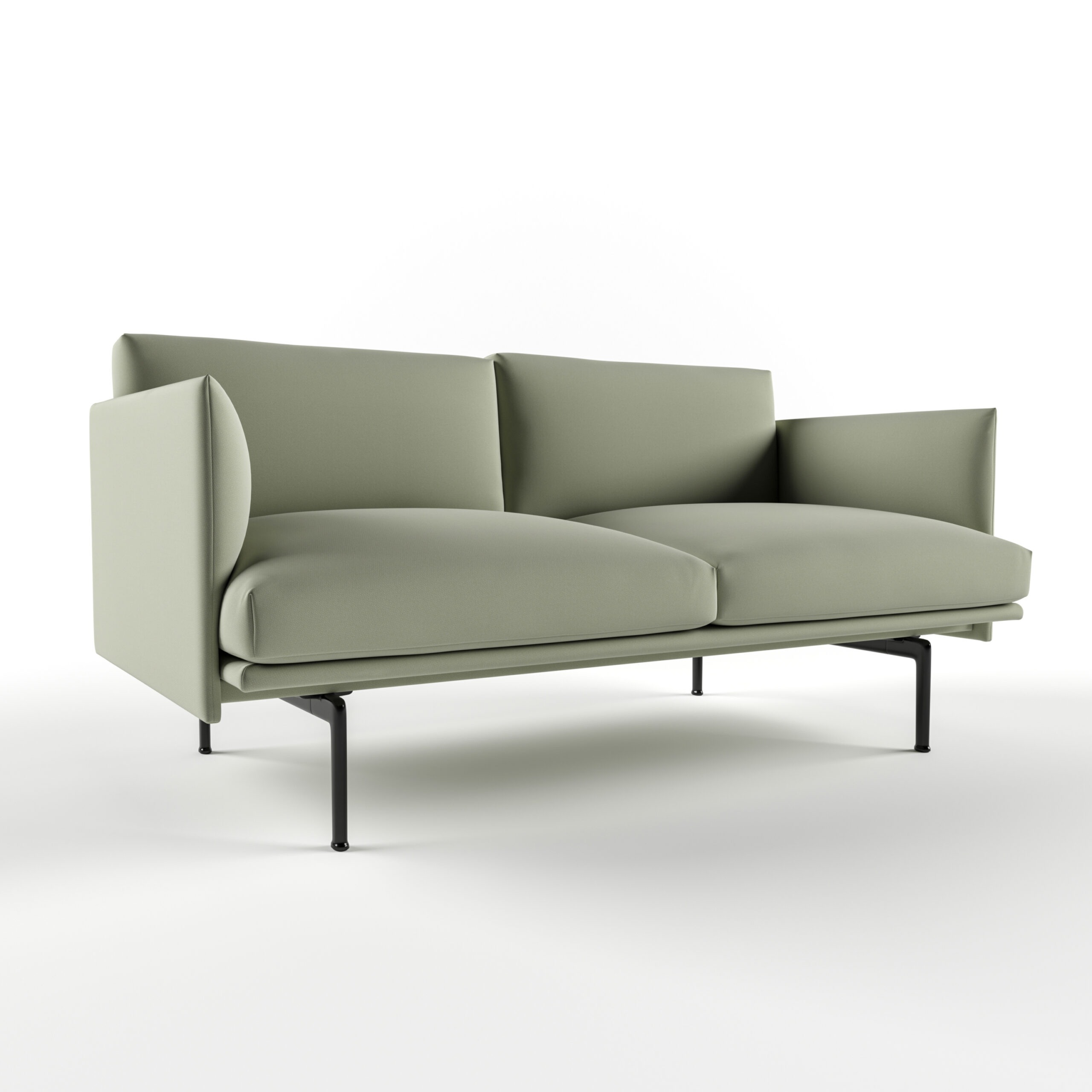 Full Size of Muuto Sofa Furniture Uk Sofabord Cecilie Manz Connect Outline Chaise Longue Sale Oslo 2 Seater Leather Modular 3 1/2 Rest Umriss 3d Modell Turbosquid 1455862 Sofa Muuto Sofa