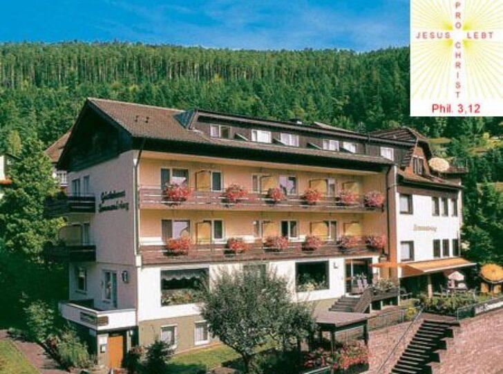 Bad Wildbad Hotel Christliches Nichtraucher Garni Sonnenbring Tagungshotel Badezimmer Regal Sassendorf Ferienwohnung Segeberg Hochschrank Weiß Neuenahr Bad Bad Wildbad Hotel