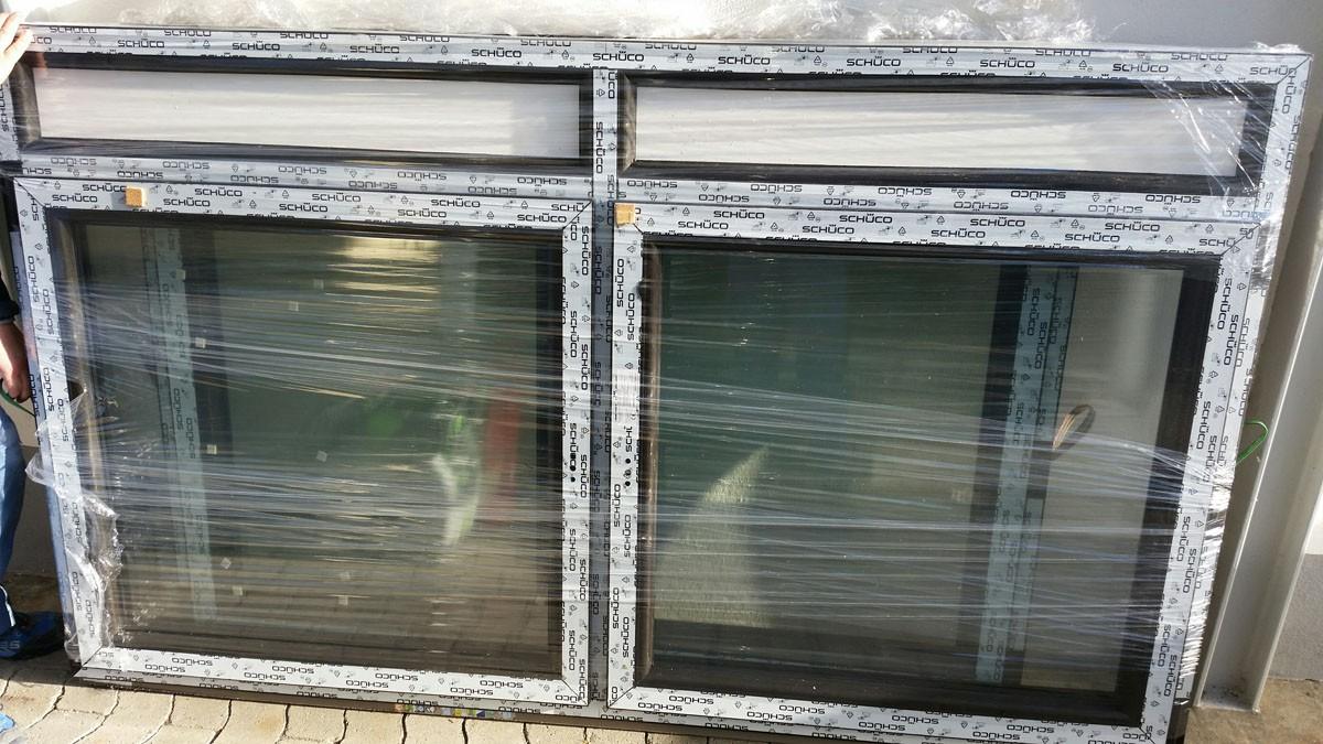Full Size of Schüco Fenster Kaufen Schco Kunststofffenster 1710 Mm 1260 Rz Neue Kosten Einbruchschutz Nachrüsten Schräge Abdunkeln Schallschutz Sichtschutzfolie Für Fenster Schüco Fenster Kaufen