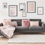 Graues Sofa Kissen Brauner Teppich Wohnzimmer Wandfarbe Kombinieren Beiger Welche Kissenfarbe Welcher Graue Couch Passt Rosa Dekorieren Einrichtungsideen Sofa Graues Sofa