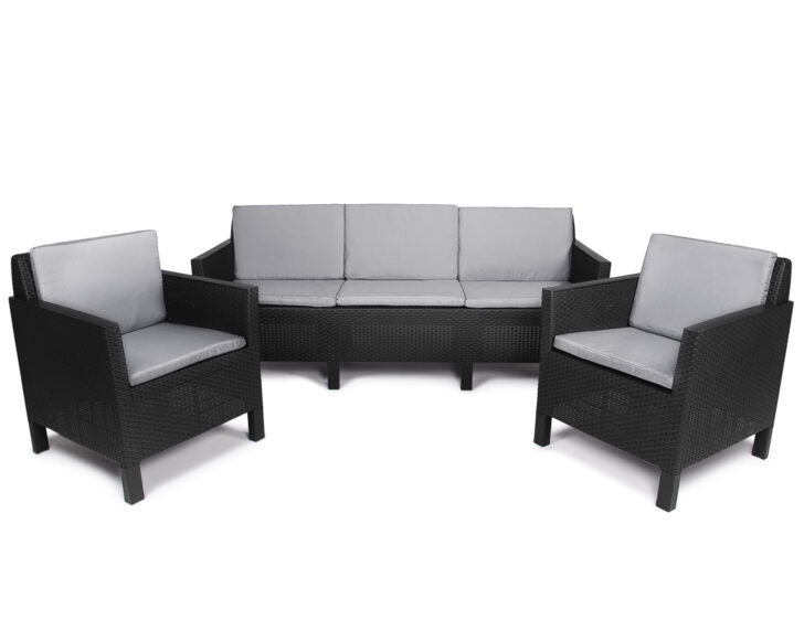 Medium Size of Sofa Kaufen Günstig Ondis24 Chicago Lounge Set 5 Sitze Mit Gnstig Online Einbauküche Küche Halbrundes Schlaffunktion Günstige Betten 180x200 Barock Hussen Sofa Sofa Kaufen Günstig