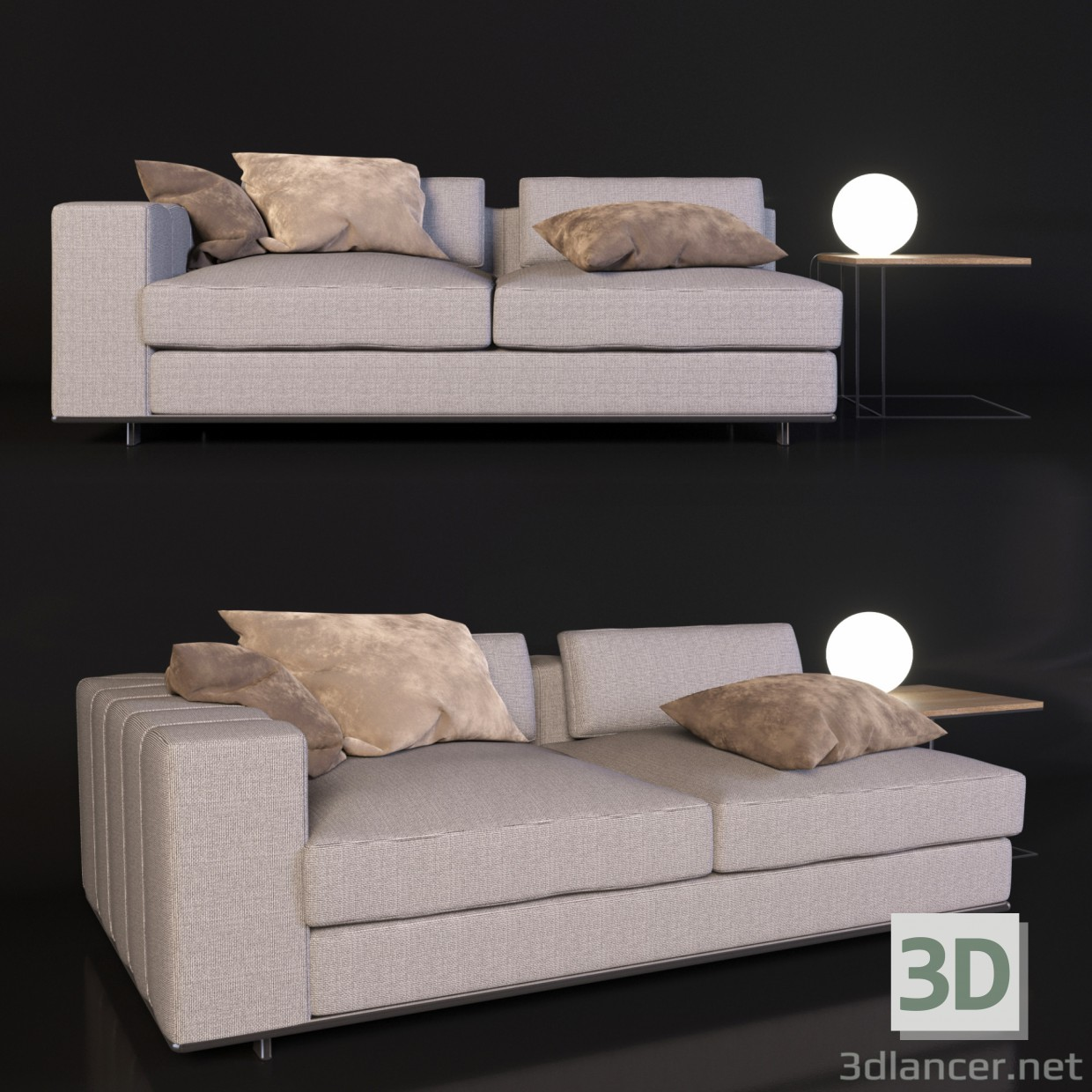 Full Size of Minotti Sofa 3d Model Stoff Grau Mondo Kissen Walter Knoll Mit Bettfunktion 2er Hocker Lagerverkauf Megapol Esstisch Wk Garnitur 2 Teilig Ebay Blau W Schillig Sofa Minotti Sofa
