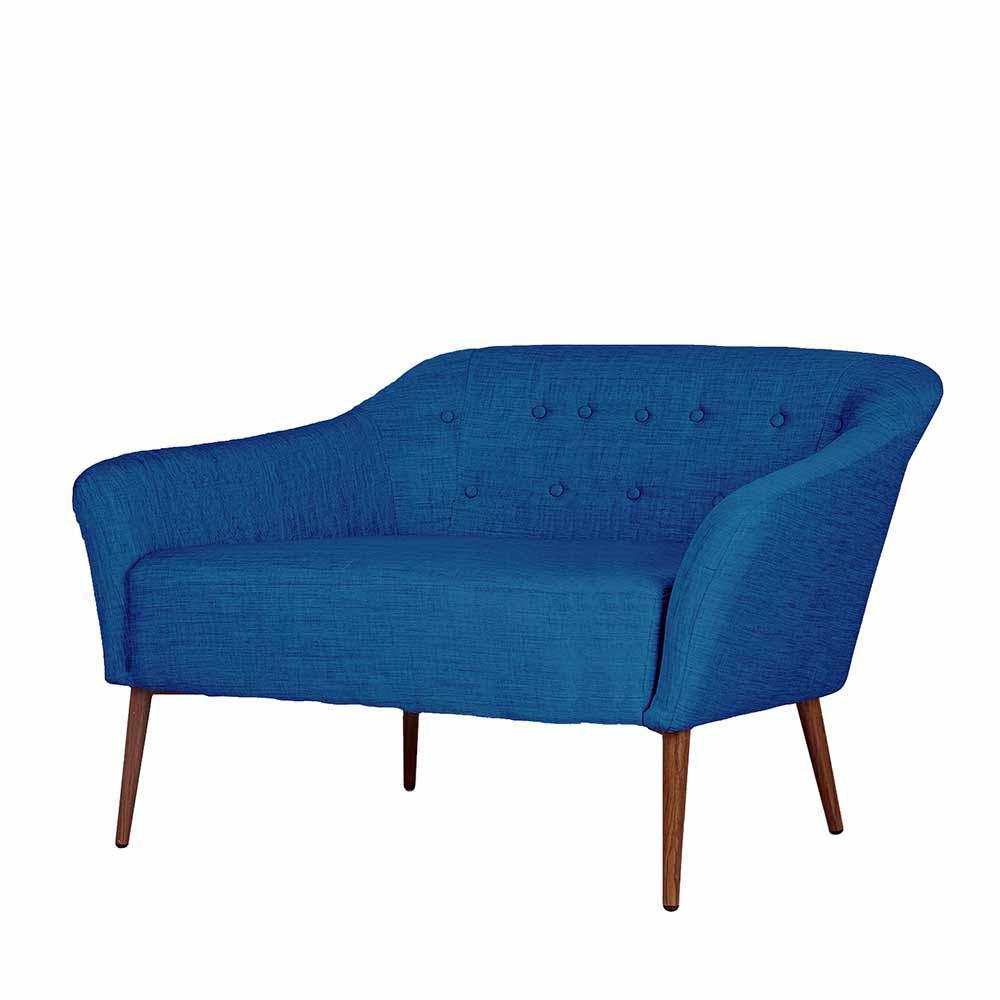 Full Size of Sofa Blau Retro Listo In Mit Steppung Wohnende 3 2 1 Sitzer Sitzhöhe 55 Cm Petrol Machalke Bettkasten Günstig Kaufen Aus Matratzen Chesterfield Lagerverkauf Sofa Sofa Blau
