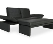 Sofa Mit Hocker