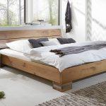 Www.betten.de Bett Bewertung Betten Massivholzbett Und Kopfteil In Rustikaler Eiche Curada