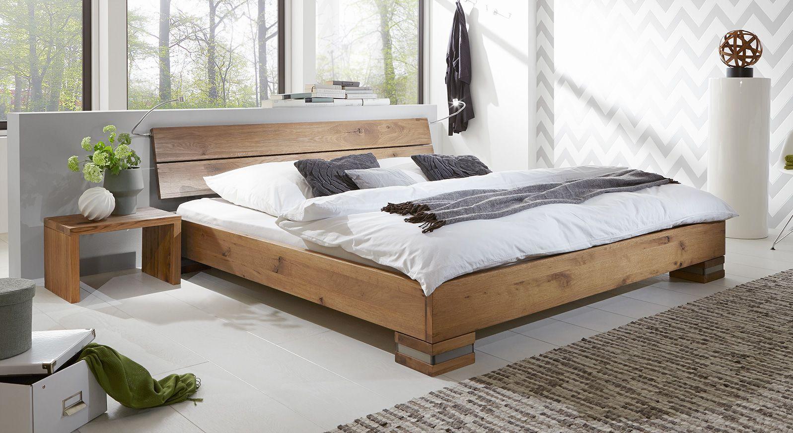 Full Size of Bewertung Betten Massivholzbett Und Kopfteil In Rustikaler Eiche Curada Bett Www.betten.de