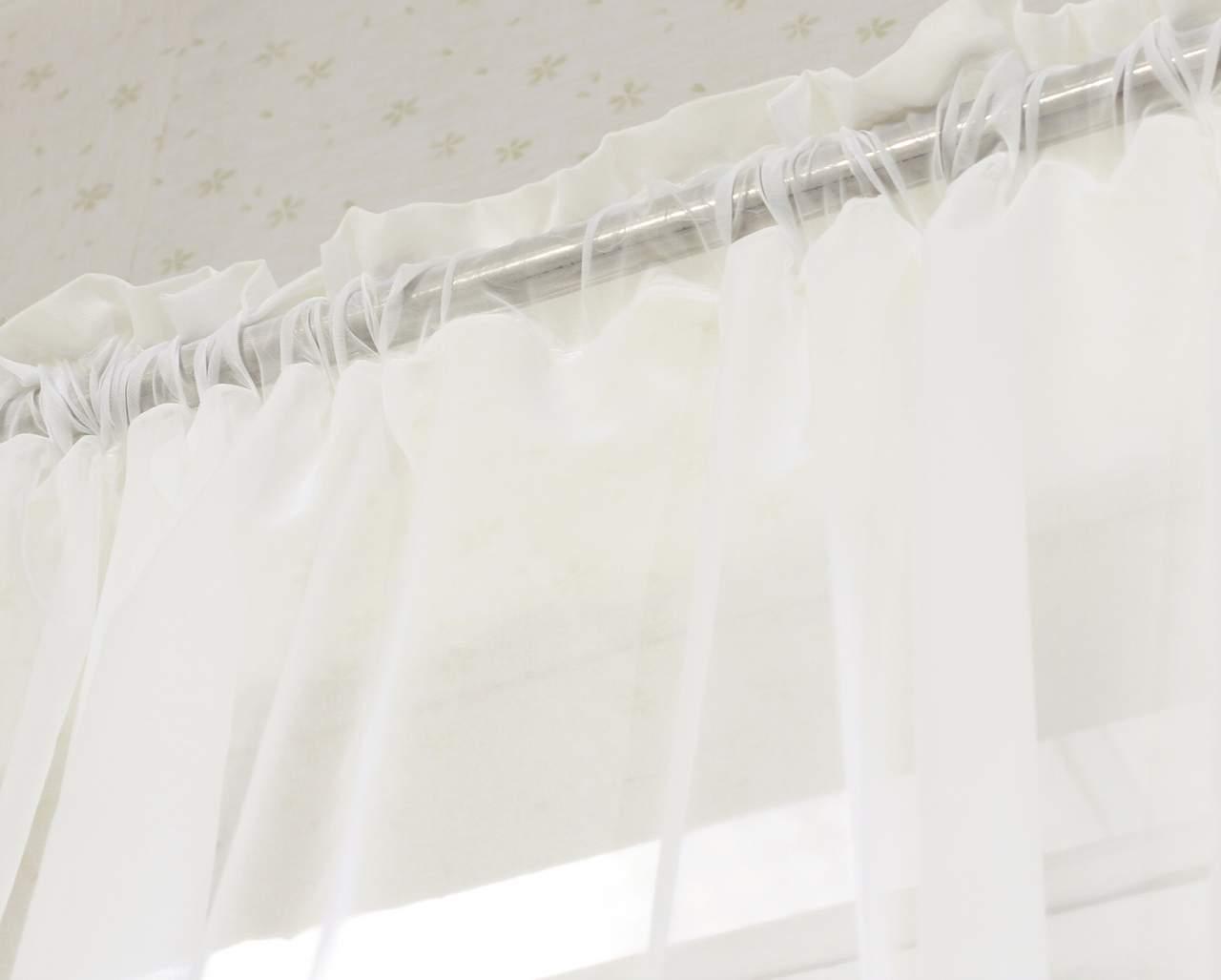 Full Size of 305 Gardine Mit 50mm Kruselband Transparent Stores Vorhang Fenster Integriertem Rollladen Plissee Einbau Aluminium Sichtschutz Für Drutex Schüko Online Fenster Stores Fenster
