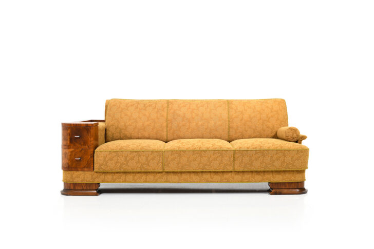 Medium Size of Canape Sofa Fine Danish Art Deco 1920s In Original Stand Room Of Ottomane Mit Bettfunktion Xxl Grau Hersteller Benz Abnehmbaren Bezug Schlafsofa Liegefläche Sofa Canape Sofa