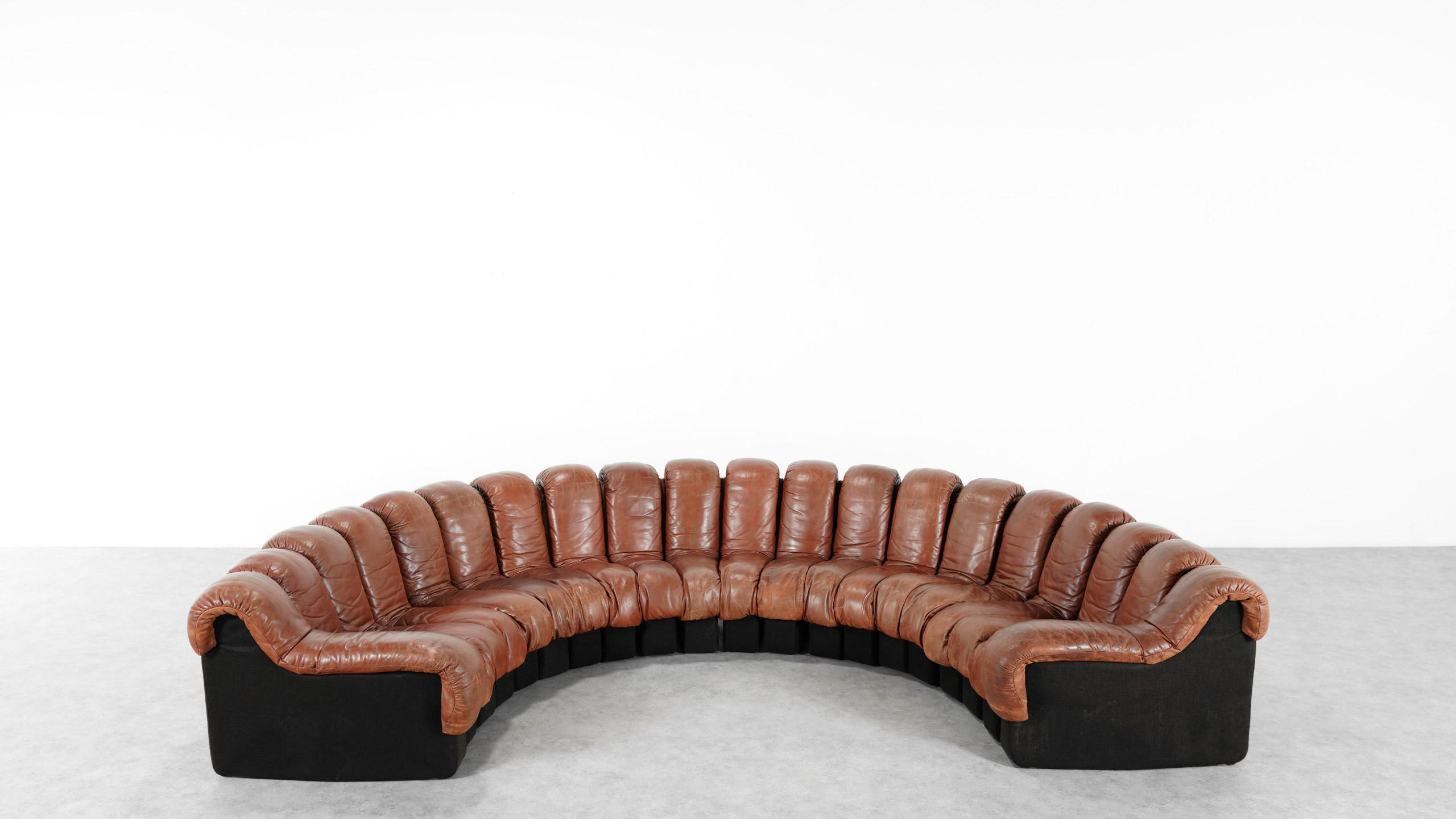 Full Size of De Sede Sofa Ds 600 Chocolate Leather 20 Elements Rundes Bora Kare Loddenkemper Schlafzimmer Lounge Garten Heizkörper Badezimmer Terassen Mit Bettfunktion Sofa De Sede Sofa