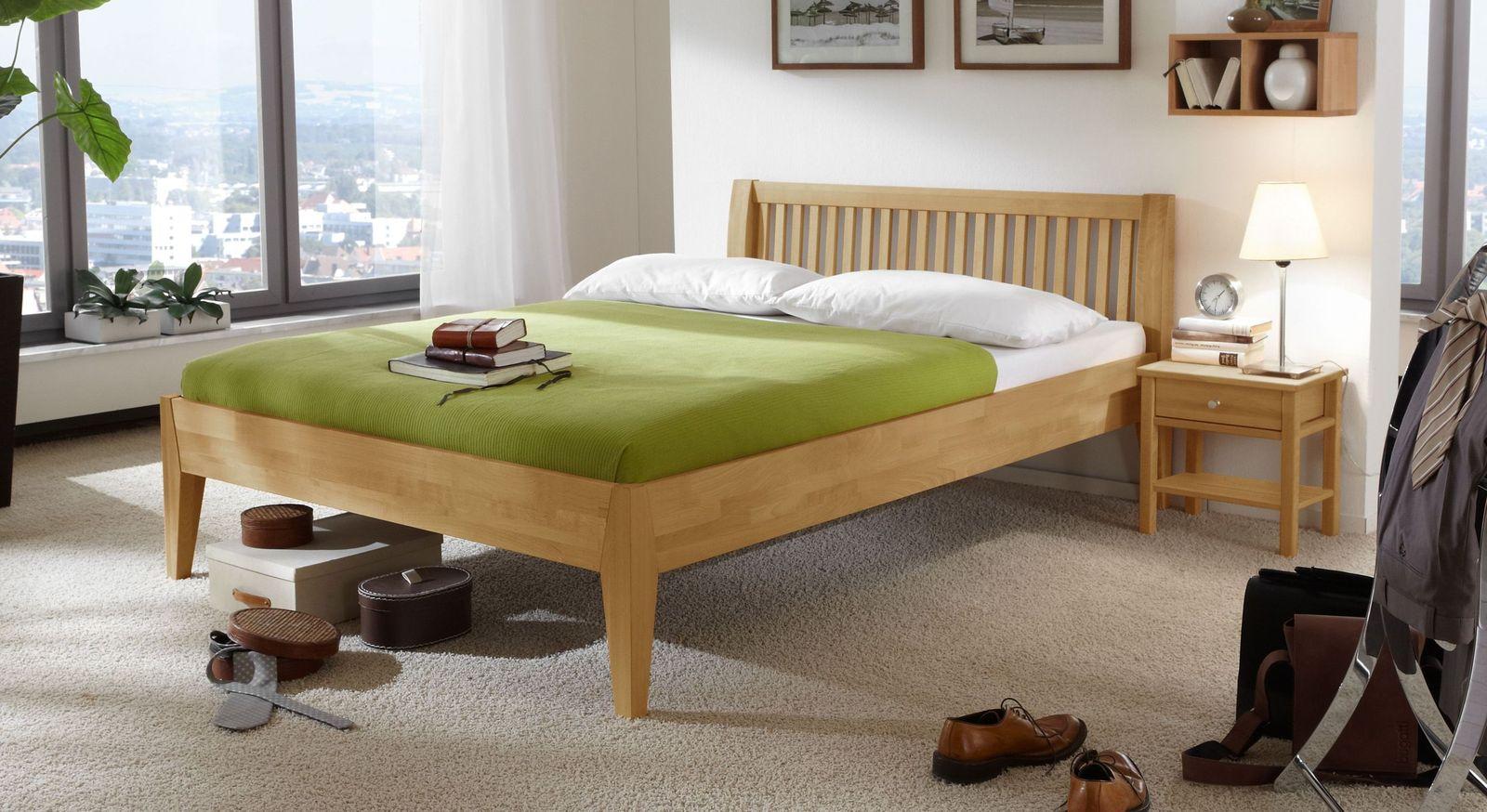 Full Size of Massivholzbett Glarus Aus Buche Baza Bett Betten 140x200 2m X Rauch 180x200 Bettkasten Amerikanische Gebrauchte 90x190 Amazon 200x220 Dänisches Bettenlager Bett Bett Buche